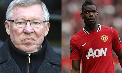 Ferguson khuyên Juventus nên bán Pogba