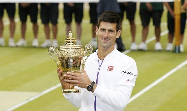 Djokovic hạ Federer, vô địch Wimbledon 2015