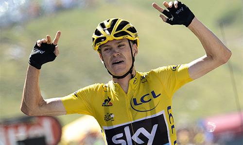 Lance Armstrong nghi Áo vàng Tour de France 2015 gian lận