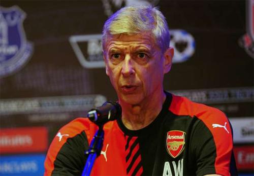 Wenger: 'Quên Top 4 đi, mục tiêu của Arsenal là vô địch'