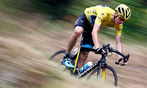 Áo vàng Tour de France 2015 bị nghi gắn động cơ vào xe đạp - dua xe