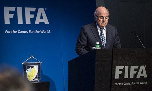 Platini là ứng viên sáng giá thay Blatter làm chủ tịch FIFA
