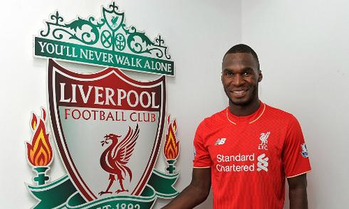 Liverpool mua xong Benteke giá 50,7 triệu đôla