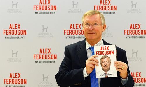 Ferguson vẫn kiếm bộn tiền dù đã giải nghệ