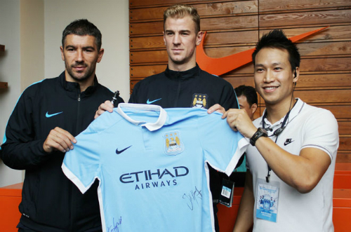 Joe Hart: 'Tuyển Việt Nam đủ sức sút tung lưới Man City'