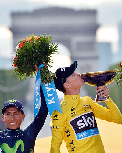 'Ông hoàng thị phi' lần thứ hai vô địch Tour de France