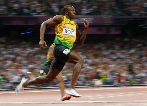 Usain Bolt: Kẻ thách thức những hoài nghi