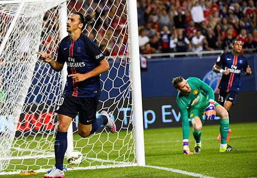 Van Gaal: 'De Gea là một vấn đề đối với Man Utd'