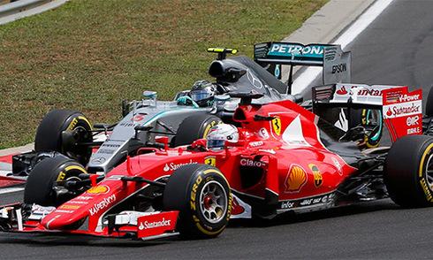 Vì sao Mercedes thảm bại tại GP Hungary
