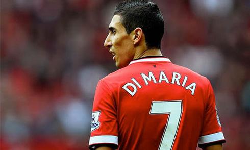 Di Maria bị Man Utd phạt nửa triệu đôla vì vắng mặt không phép