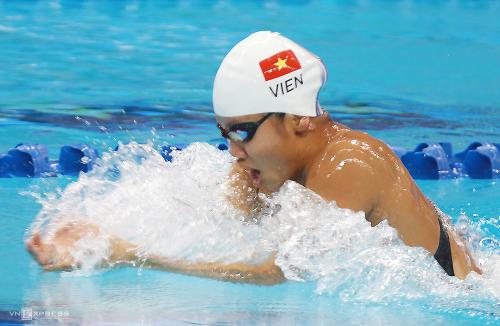 Ánh Viên: 'Muốn xem mình ở đâu trên bản đồ bơi thế giới'