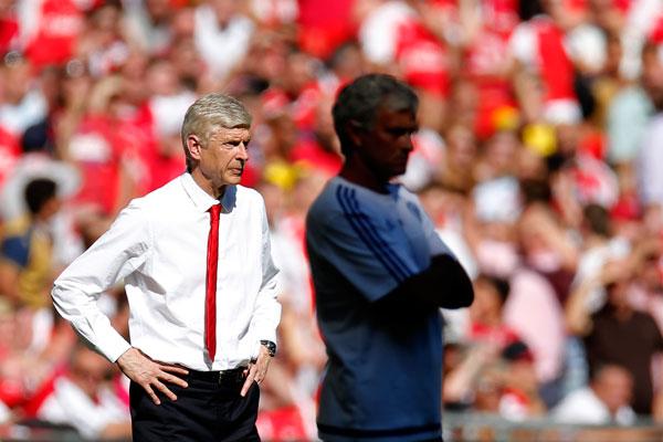 Arsenal 1-0 Chelsea: Wenger giải lời nguyền Mourinho