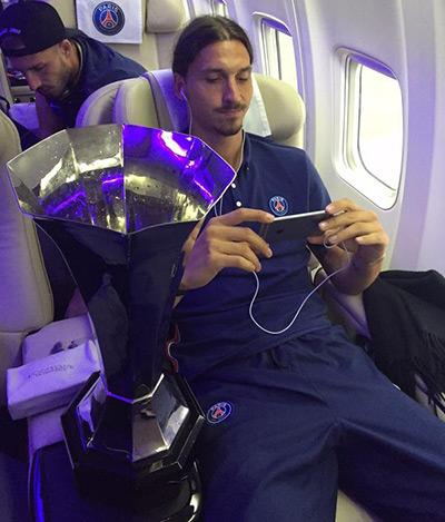Ibrahimovic bị hớ vì khoe quá số danh hiệu của bản thân