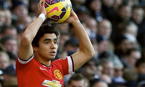 Rafael chia tay Man Utd sau bảy năm gắn bó