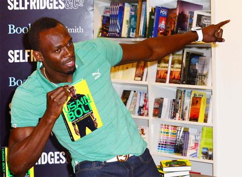Tự truyện của Usain Bolt: Suýt chết vì Man Utd