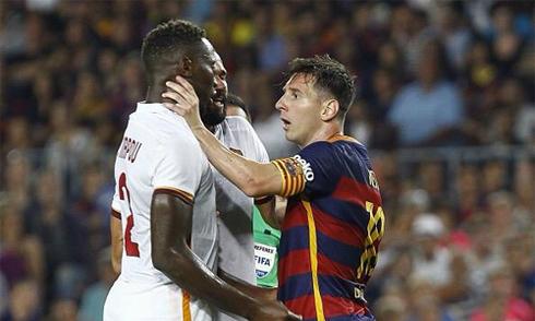 Chủ tịch Barca: 'Messi, Suarez, Neymar vào top ba Quả Bóng Vàng'
