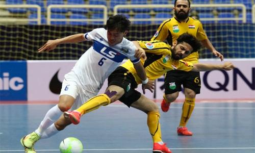 Thắng 7-3, Thái Sơn Nam giành HC đồng giải futsal châu Á