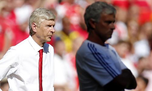 Wenger tuyên chiến với Chelsea