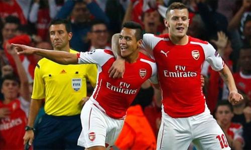 Arsenal vắng hai chiến tướng khi mở màn mùa mới