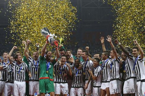 'Aguero mới' giúp Juventus giành Siêu cup Italy