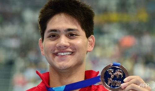 Schooling giành HC đồng 100m bướm ở giải vô địch thế giới 2015