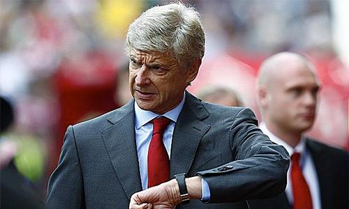 Wenger được bật đèn xanh tậu Benzema với giá kỷ lục