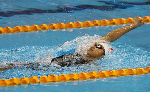 Hôm nay Ánh Viên thi chung kết 400m hỗn hợp tại Cup thế giới 2015