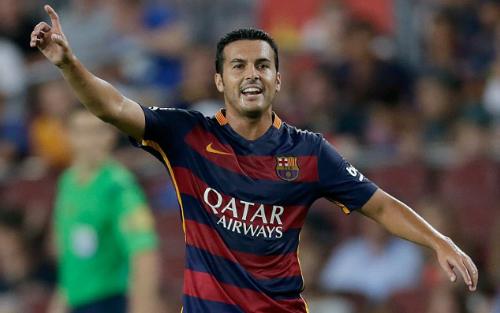 Pedro yêu cầu được rời Barca