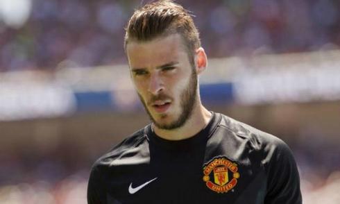 Man Utd điền tên De Gea đá play-off Champions League