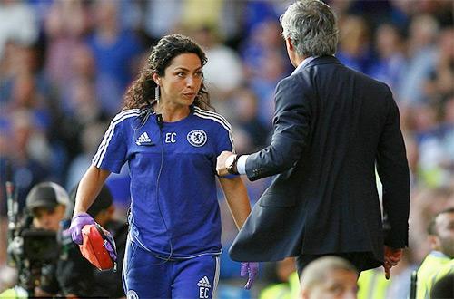 Phía sau vai diễn phản diện của Mourinho