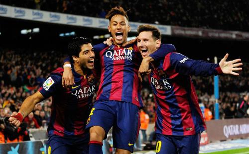HLV Enrique: 'Neymar xứng đáng vào Top 3 UEFA hơn Ronaldo'