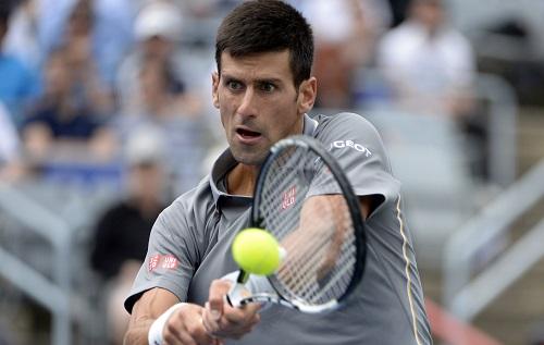 Djokovic, Murray nhẹ nhàng vào tứ kết Rogers Cup