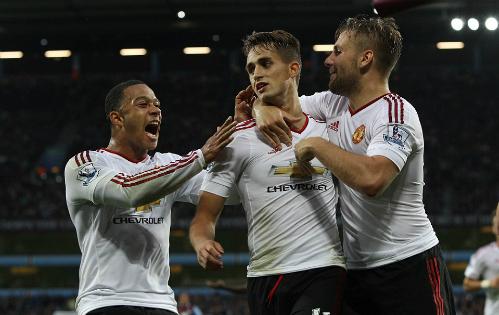 Aston Villa 0-1 Man Utd: Januzaj làm lu mờ các tân binh