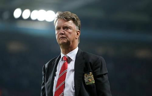 Van Gaal: 'Man Utd không chơi như mong đợi'