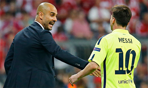 Guardiola hé lộ về quyền lực đặc biệt của Messi ở Barca
