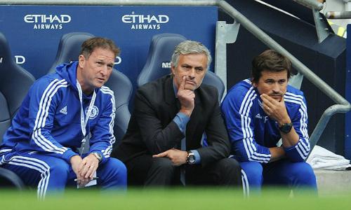 Mourinho: 'Thua ba bàn là kết quả giả mạo'