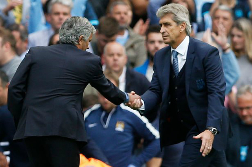 Pellegrini: 'Man City trận nào cũng áp đảo Chelsea'