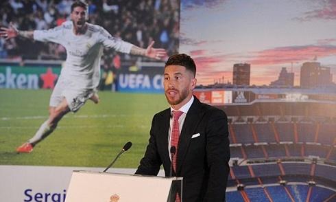 Ramos: 'Tôi chưa từng nói muốn đến Man Utd'