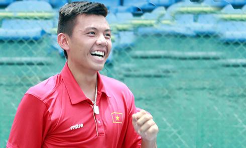 Lý Hoàng Nam vào vòng chính giải chuyên nghiệp F27 Futures
