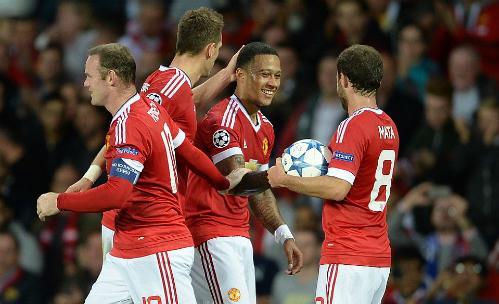 Memphis vụt sáng, Man Utd thắng lượt đi play-off Champions League
