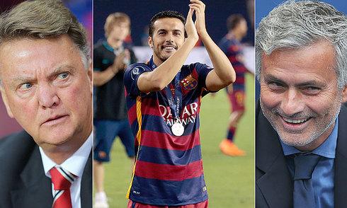 Mua hụt Pedro, Man Utd quay sang tiền đạo Southampton