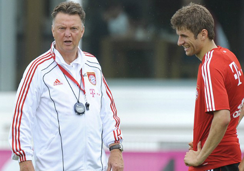 Man Utd dồn tiền hỏi mua Muller