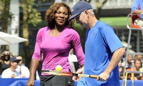 John McEnroe: 'Tôi vẫn có thể đánh bại Serena Williams'