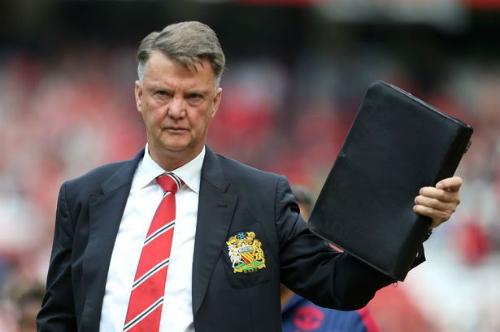 Van Gaal: 'Man Utd không cần thêm tiền đạo'