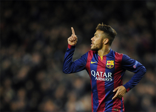 Man Utd chuẩn bị 170 triệu đôla để mua Neymar