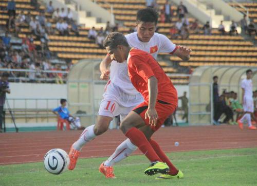 U19 Việt Nam ra quân thắng lợi tại giải U19 Đông Nam Á
