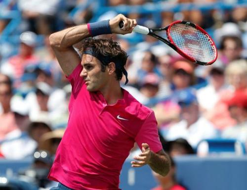 Federer trở lại số hai thế giới, Hoàng Nam tăng bậc ATP