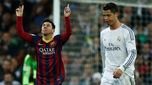 CĐV không tin Ronaldo qua mặt được Messi ở La Liga mùa này