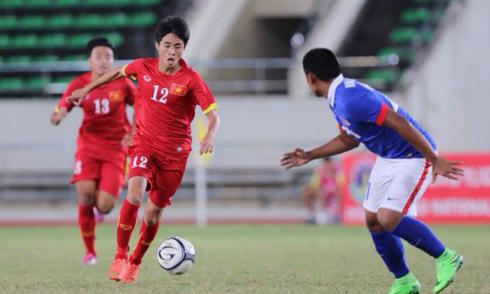 Video: U19 Việt Nam vs U19 Malaysia
