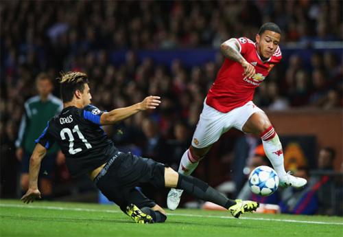 Man Utd gặp may ở Champions League, Man City vào bảng tử thần